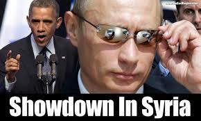 Putin-Obama-Assad