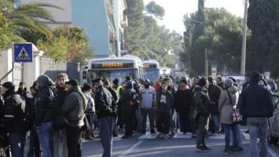 Ventimiglia-proteste