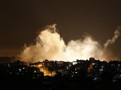 Gaza-fuoco (Ap)