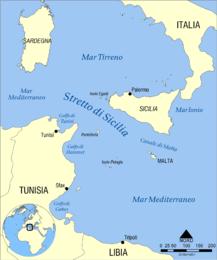 Libia-Sicilia 30 minuti di volo…