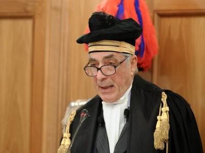 Il procuratore generale della Corte dei Conti Salvatore Nottola