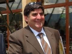 Il sindaco di Taormina Eligio Giardina