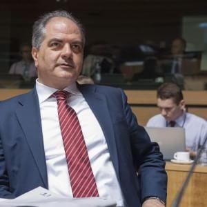 Il sottosegretario Giuseppe Castiglione