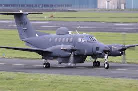 L'aereo spia USA N351DY