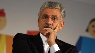Massimo D'Alema a Catania