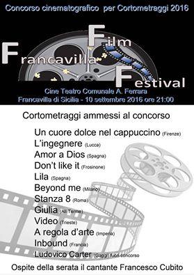 Logo Francavilla Film Festival