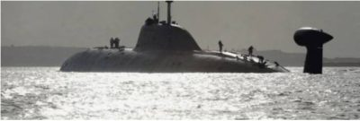 Sottomarino russo classe Akula