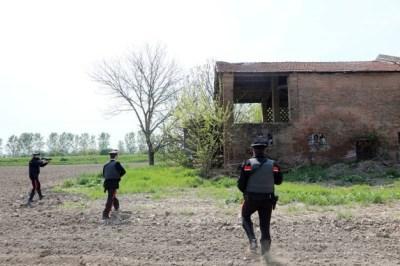 """Carabinieri impegnati nelle ricerche di """"Igor il russo"""""""