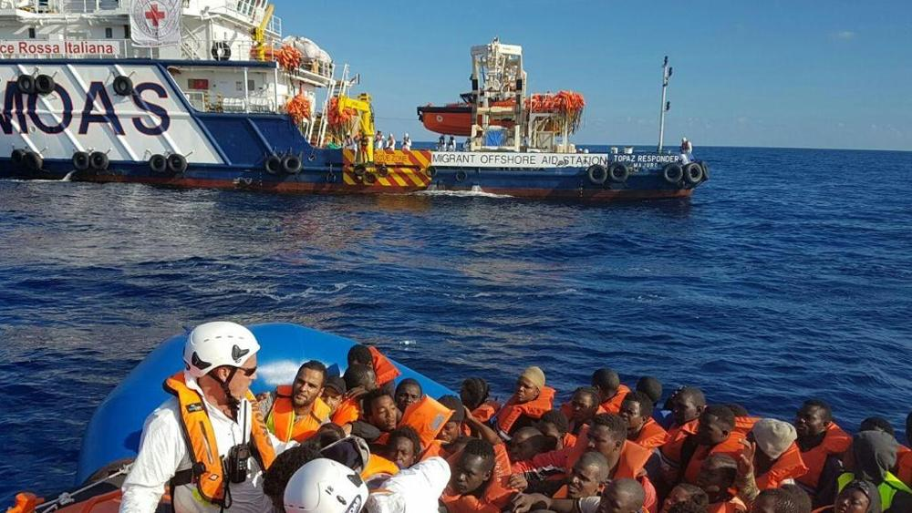ONG finanziate dai trafficanti? È un'ipotesi concreta