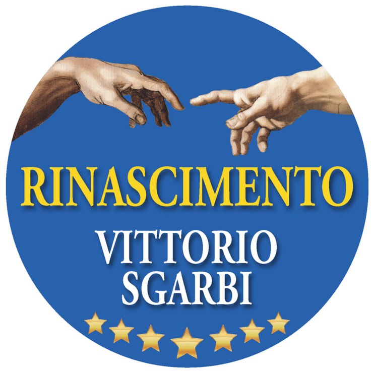 Il simbolo del movimento RINASCIMENTO