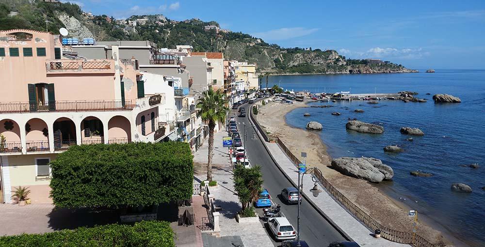 G7, Giardini Naxos punto cruciale della contestazione