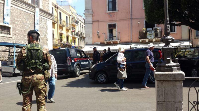 G7 sicurezza: su Taormina anche gli Eurofighter. E i carri armati dove li mettiamo?….