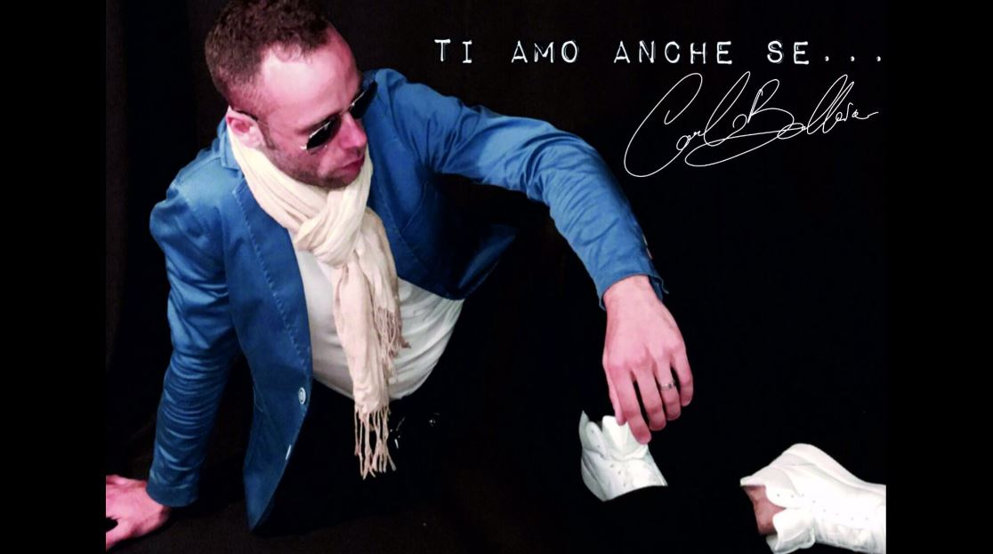 """""""Ti amo anche se""""... devo superare le prefinali nazionali per Sanremo - Intervista a Carlo Bellavia"""