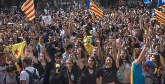 Indipendenza Catalogna: il Barcellona aderisce allo sciopero generale di domani