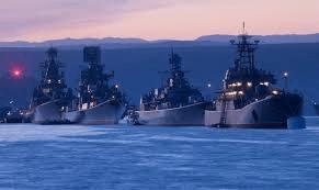 Flotta Russa nel Mediterraneo