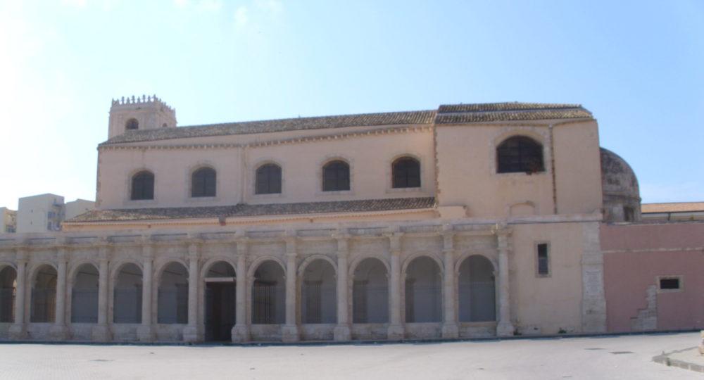 Basilica di Santa Lucia al sepolcro (©LaVocedellIsola)