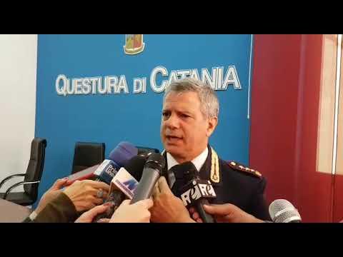 Il dr. Marco Basile nuovo capo della Mobile a Catania