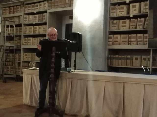 Umberto Cantone legge Leonardo Sciascia