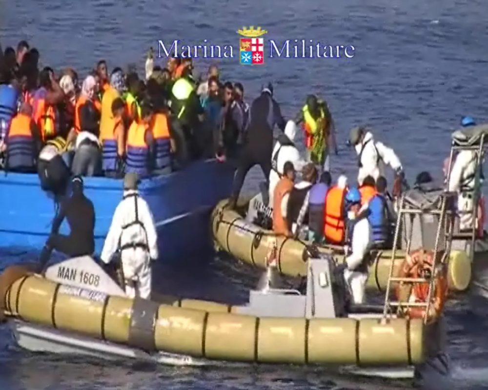 Migranti: immagine di repertorio