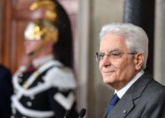 Iniziate al Quirinale le consultazioni: già ricevuta la Presidente del Senato Elisabetta Casellati