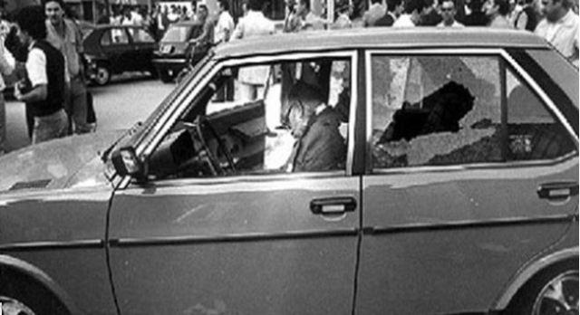 Il Procuratore Pietro Scaglione assassinato