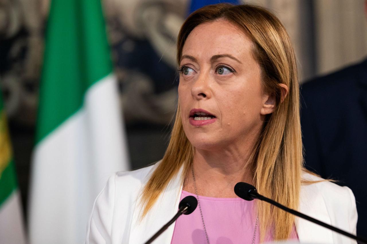 Giorgia Meloni querela Saviano: