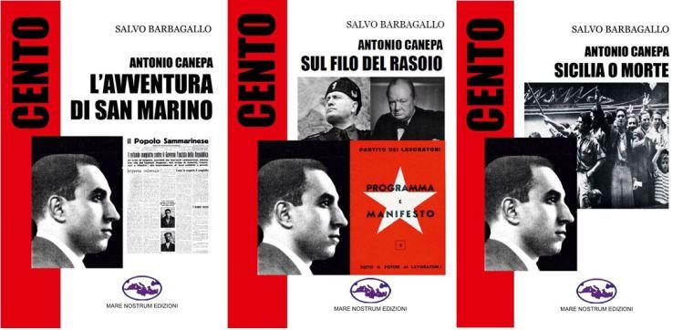 Tre volumi, una collana unica per riscoprire la storia recente della nostra Sicilia