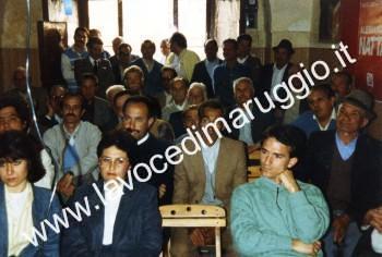 Elezioni: Massimo D'Alema a Maruggio