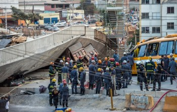 BRAZIL-VIADUCT-COLLAPSED