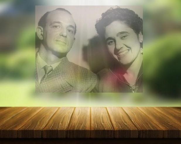 A mia madre e mio padre