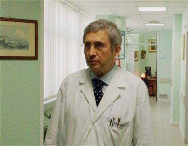 L'oncologo manduriano Salvatore Pisconti