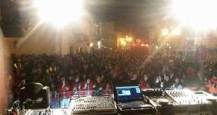 """Torricella """"strapiena"""" di presenze ieri nella serata conclusiva della XX edizione del Carnevale TORRICELLESE."""