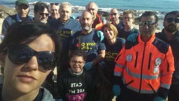 """Torre Ovo, una giornata dedicata al volontariato con """"TORRE OVO D'amare"""""""
