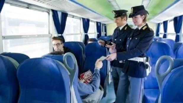L'impegno della Polizia Ferroviaria nel periodo delle festivita' pasquali e per i ponti di primavera.