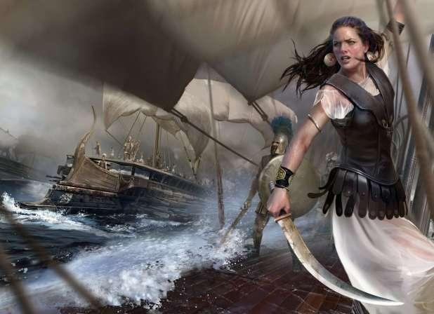 "TEUTA: La regina ""pirata"" del mondo Illirico"