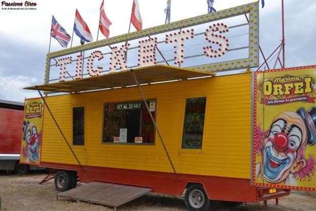 Rissa al Circo Marina Orfei a Surbo: La direzione del circo spiega l'accaduto