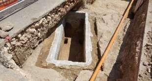 Niente recupero per la tomba Messapica ritrovata a Manduria