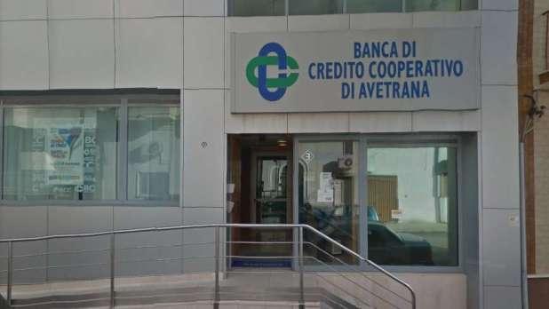 Avetrana, fallito furto al Bancomat di via Roma
