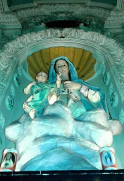 Maruggio: il culto ormai radicato della Madonna del Verde o del Marrubium