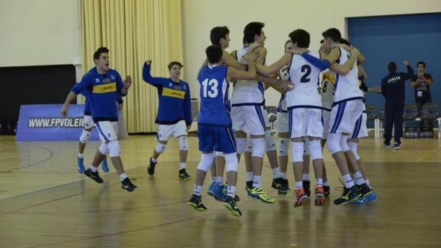 Volley azzurrini: via libera per gli Europei in Bulgaria
