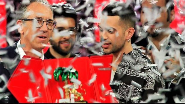 Mahmood, da cantante a santino dei radical chic