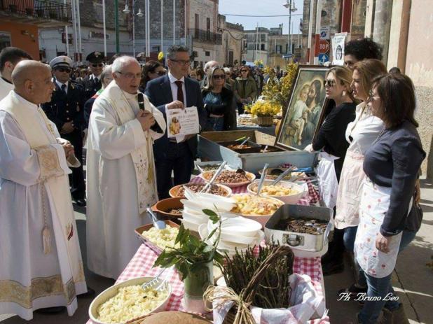 Avetrana e la Tria di San Giuseppe tra storia, religione e tradizioni
