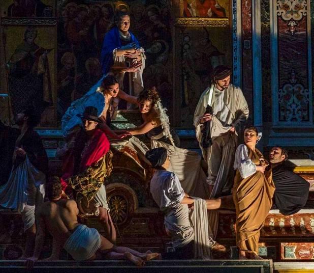 """MYSTERIUM FESTIVAL 2019 - Mercoledì 17 a Grottaglie i """"quadri viventi"""" di Caravaggio"""