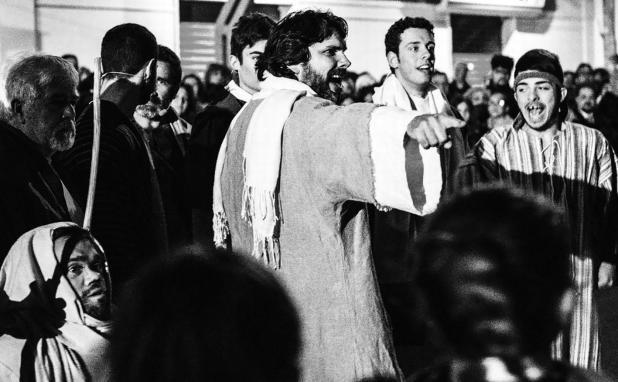 """DOMENICA a Monteiasi """"Nostra Passione. Le ultime ore di Cristo tra la gente"""""""