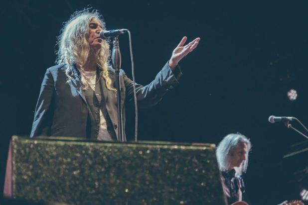 Medimex, Patti Smith infiamma il pubblico con il suo concerto sul lungomare di Taranto