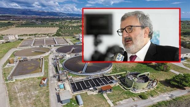 Depuratore: il Governatore di Puglia Emiliano interviene sullo scarico di emegenza a Torre Colimena