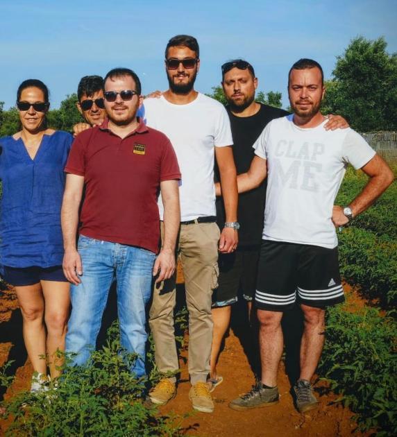 """Tre produttori creano il marchio """"Produttori Pomodorino di Manduria"""" e si presentano sul mercato"""