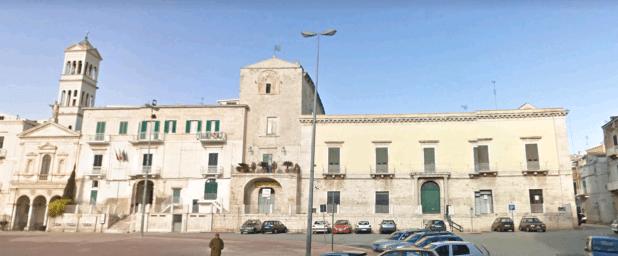 Fortezze e Castelli di Puglia: Il Castello di Ruvo di Puglia