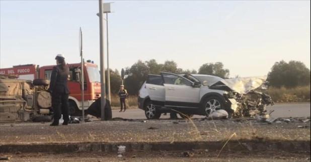 Francavilla Fontana, scontro sulla circonvallazione: morto un ragazzo di 22 anni di Avetrana
