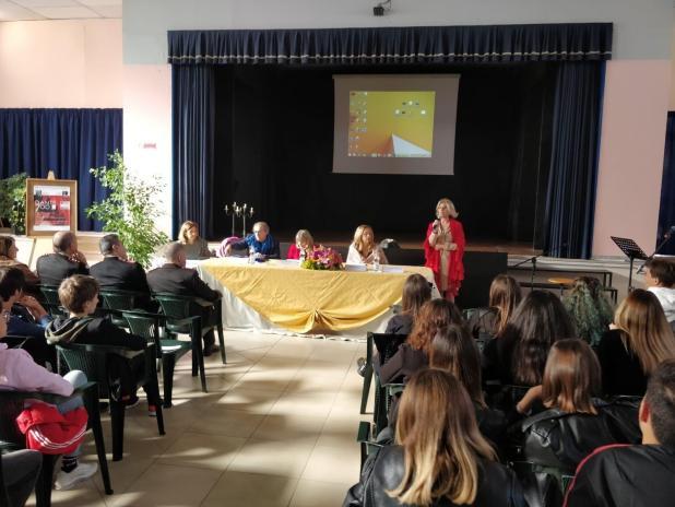 Un ponte letterario tra passato e presente. Il Liceo De Sanctis Galilei celebra i 700 anni dalla morte di Dante Alighieri